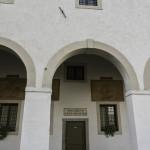Portico camere